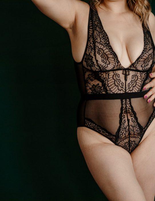 Juniper Loft boudoir session by Brianna Lane Photography